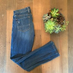 Lucky Brand Sofia Straight Jeans Size 4/27 EUC